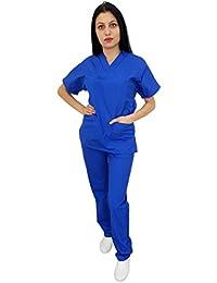 Tecno Hospital DIVISA OSPEDALIERA UNISEX, OSS, ESTETICA, INFERMIERE, casacca e pantalone, PERSONALE ALBERGHIERO, PERSONALE MEDICO, OPERATORE SANITARIO, OPERATORE SCOLASTICO