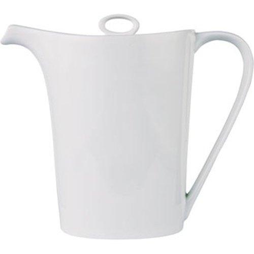 Churchill Alchemy CC419Ambiente Kaffee Oval, weiß (Pack von 6)