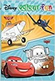 Disney Colour Fun Planes Cars