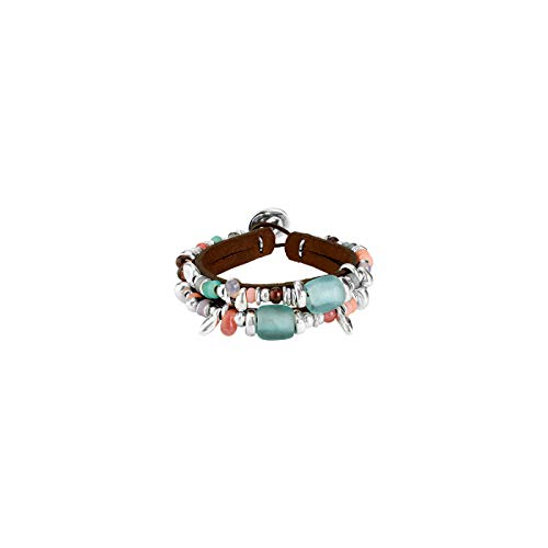 Uno de 50 Femme Plaqué argent Bracelets multi-tours - PUL1736MCLMAR0M