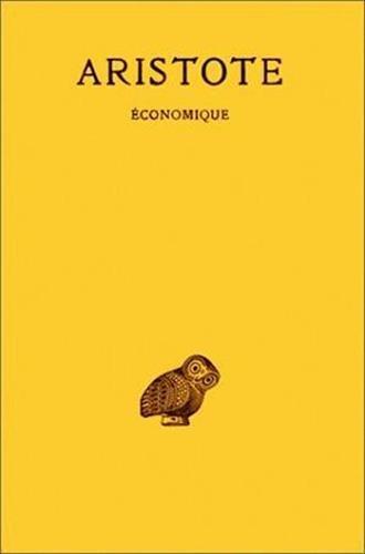 Aristote. Economique