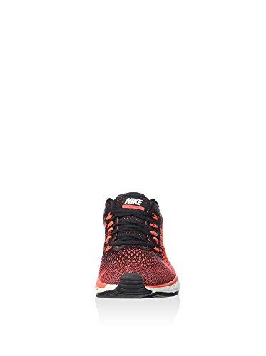 Nike Herren Air Zoom Odyssey 2 Laufschuhe Black (Schwarz / Weiß-Bright purpurnen Summit)