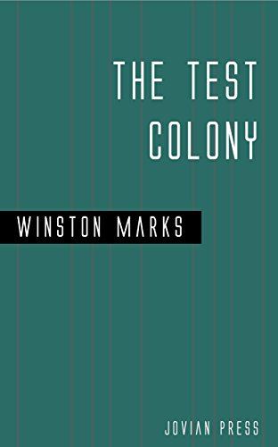 the-test-colony-english-edition