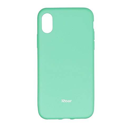 ALPEXE 64631 Roar Colorful Jelly Étui/Étui - Apple Iphone X V