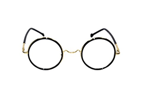 4ec1ae04a Buy Peter Jones Full Rim Round Gandhi Style Unisex Spectacle Frame  (DD15|46) on Amazon | PaisaWapas.com