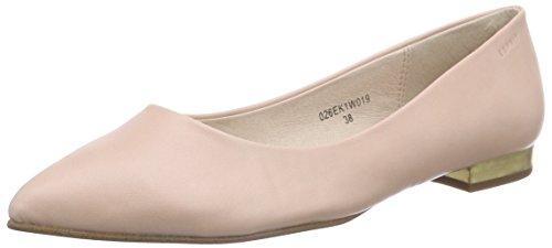 esprit-idris-ballerina-ballerines-femme-rose-pink-680-old-pink-36