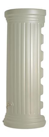 Säulen Wandtank 550 L, sandbeige