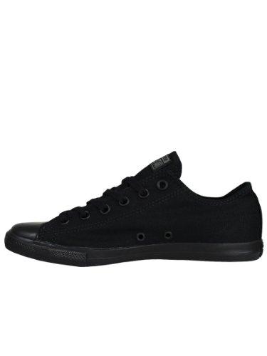 Converse Ctas, Sneakers Basses Mixte Adulte Noir