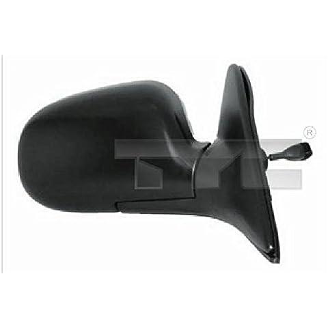 1x Espejo Retrovisor Izquierdo (lado del conductor) para Toyota Corolla (E10) 05/92–04/97dapa