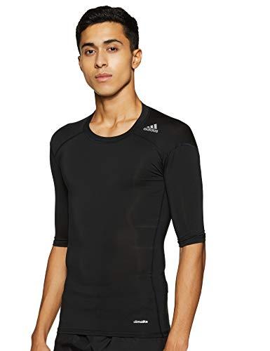 adidas Herren Training Techfit Base T-Shirt Black, M -