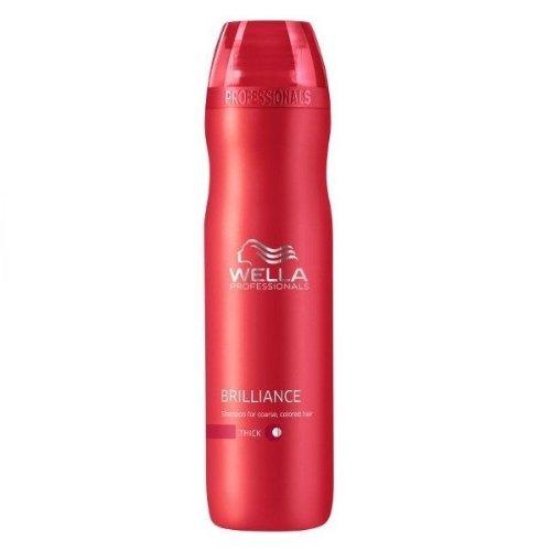 Wella Brilliance Shampoo Fine ()