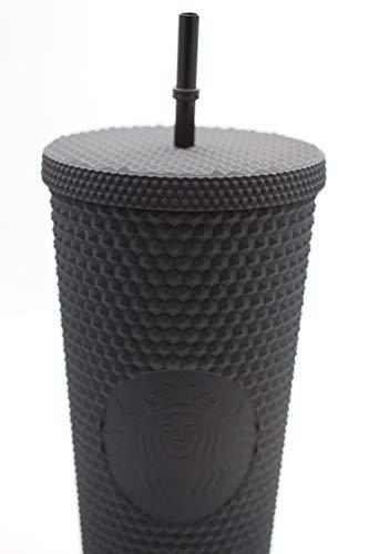 Starbucks Tumbler Thermobecher schwarz Studded 24oz 709ml