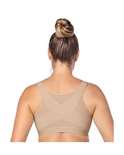 LEONISA Sujetador Corrector de Postura con Soporte de Espalda en X