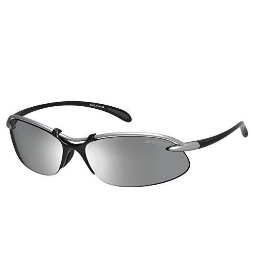 Schwäne Sonnenbrille Airless Wave sa-505Mtsil [Made in Japan]