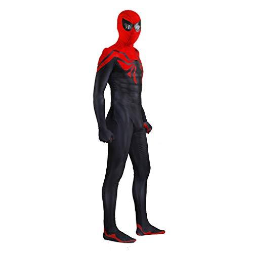 Second Skin Batman Kostüm Für Erwachsene - 3D-Druck ultimative Spiderman Cosplay Kostüm elastische