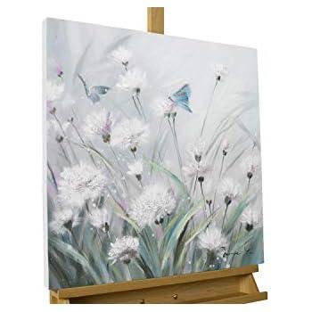 Acryl Gemälde /'Through the Earth/'HANDGEMALTLeinwand Bilder 120x80cm