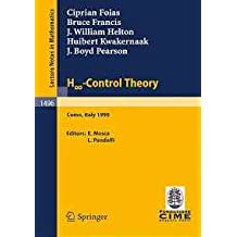 H [Infinity Symbol] - Control Theory