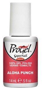 Super Nail ProGel Nagellack, Aloha Punch (14ml)