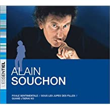 L'Essentiel - Alain Souchon - Copy control