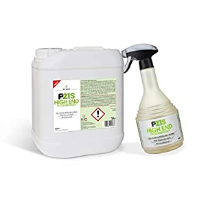 Dr. Wack P21S HIGH END Felgenreiniger 5 Liter 1236 incl. Kunststoff-Flasche Leerflasche