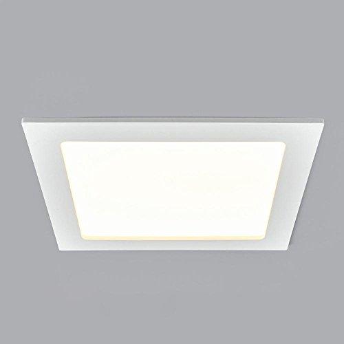 Led Deckenlampe Bad Eckig Deckenleuchte Badezimmer Küche Flur