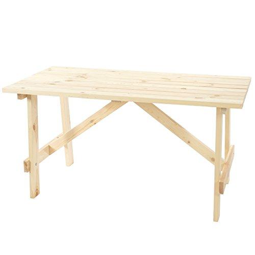 Mendler Holztisch Gartentisch Oslo
