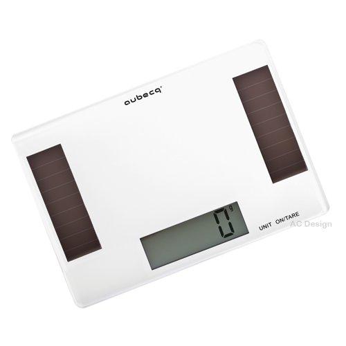Aubecq 001016 Balance Solaire Blanc