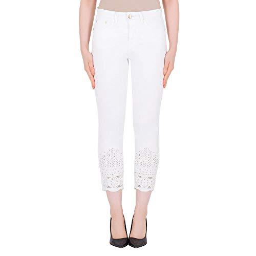 Joseph Ribkoff White Pants Style 191975