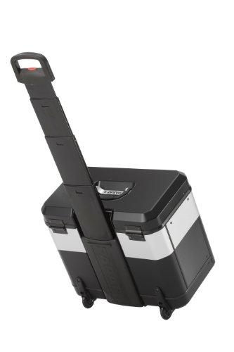PARAT 2.012.530.981 Evolution Werkzeugkoffer mit genähten Einsteckfächern schwarz/silber (Ohne Inhalt) - 13