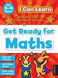 I Can Learn: Get Ready for Maths 3-4