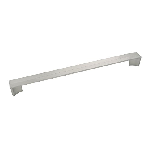 belwith-keeler b076094-sn Avenue Pull 12 Zoll Center, Satin Nickel -