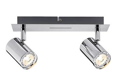 LED-Deckenleuchte 2-flammig Rondo von Paulmann - Lampenhans.de