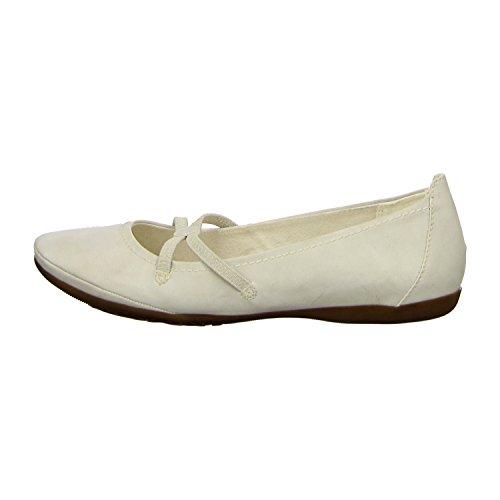 Tamaris 1-1-22122-20, Ballerine Donna Quarzo