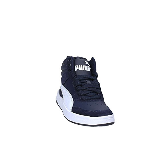 Puma Sneakers Pelle Bambino Blu