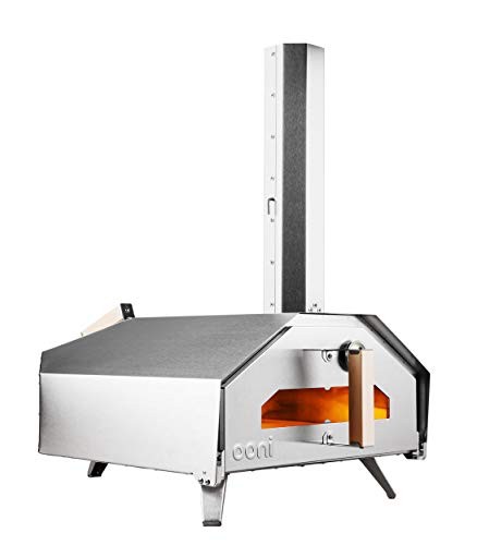 Ooni Pro Outdoor Pizza Oven, Pizza Maker, Gas Oven, Wood fired Oven, Award Winning Pizza Oven