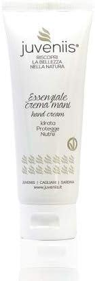 Essenziale Crème Mains 75ml JUVENIIS produit naturel de Sardaigne