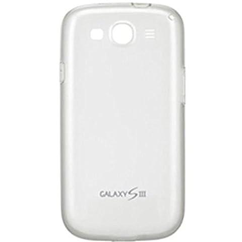 Samsung Original Schutzhülle / Cover EFC-1G6WWECSTD (kompatibel mit Galaxy S3