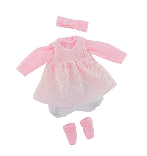 ralfsmith-vestido-punto-para-muneca-bebe-de-45-cm-color-rosa-claro-45753