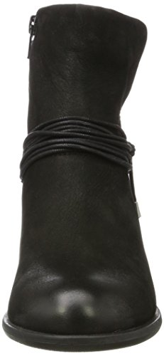 PMS Olga Ankle Boot, Bottes Chelsea femme Schwarz (Black)
