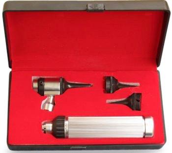 Otoskop Deluxe mit Pendellupe und 5.5 Facher Vergrößerung inkl. Aufbewahrung