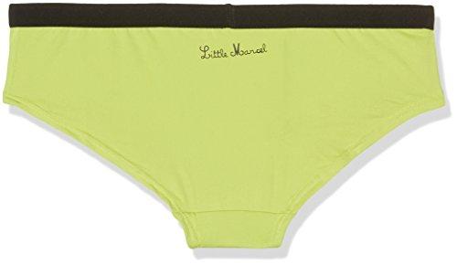 Little Marcel Damen Taillenslip 2er Pack Mehrfarbig (Multicolor A5)