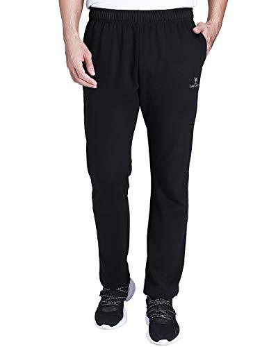 CAMEL CROWN Pantalones Deportivos para Hombres Ligeros Largos Elásticos Pantalones  de Chándal para Gimnasio Deportes Correr f2e8d73d0cf8