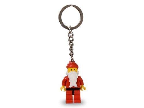 LEGO Mini Figure Keychain #850150 Santa by LEGO English