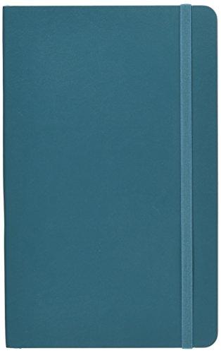 Carnet bleu sous marin couv. souple gd format ligne