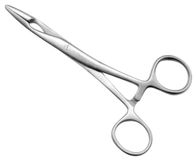 InstrumenteNrw Tierhaar-Entferner Haar-Zupfzange -