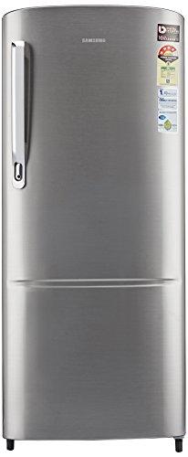 Samsung 212 L 4 Star Direct Cool Refrigerator (RR22M272YS8 , Elegant Inox)