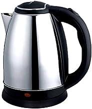 1.8 Liter Electric Kettle no159 Black/Silver