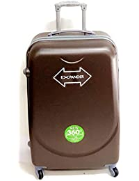 Amazon co uk: Brown - Luggage Sets / Suitcases & Travel Bags