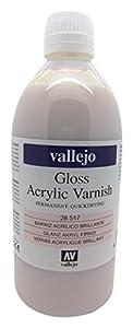 Liquid Varnish - 500ml Gloss