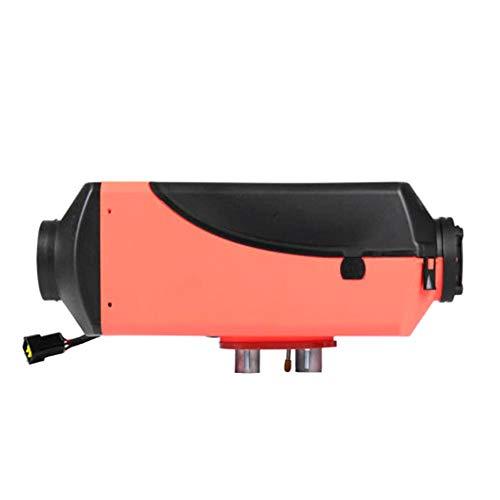 Calentador de aire diesel, 12V 5KW Calentador de vehículos para furgonetas, camiones, caravanas, remolques para automóviles, botes, termostato LCD, automóviles, carros Casas rodantes, autobuses, autob